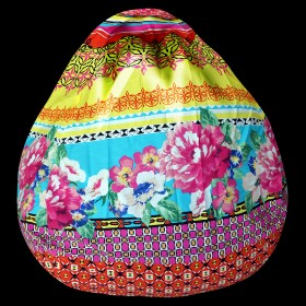 Suzie Beanbag Cover Multi