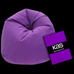 Canvas Beanbag Cover Purple