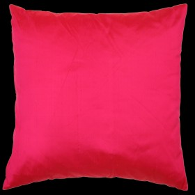 Empire Silk Cushion Berry