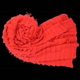 Ocean Throw  Red